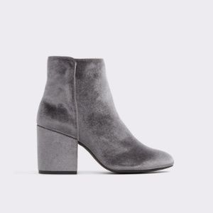 Brand New Gray Mason Boot ALDO